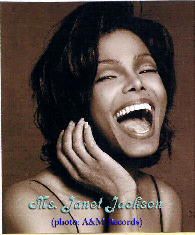 Ms Billionaire Janet Jackson photo by AM Records