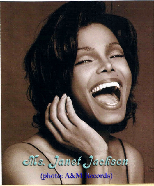 Ms Billionaire Janet Jackson photo by AM Records