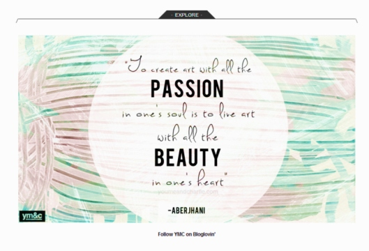 Aberjhani quote on  YouMeandCharlie.com is a creative digital playground for users to inspire each other as friends and artists. - You, Me & Charlie