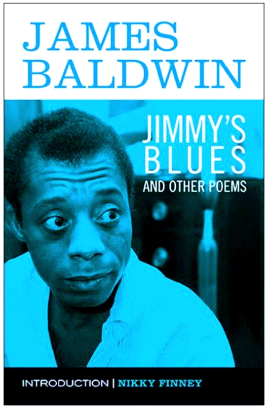 Jimmys Blues book of poetry by James Baldwin